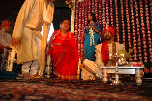 Ravi's family